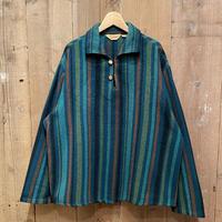 ~60's Woolmaster Fishtail Pullover Shirt