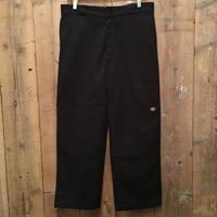 Dickies Double Knee Work Pants BLACK W 34