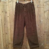 90's~ Eddie Bauer Two Tuck Corduroy Pants  W 32