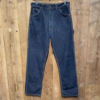 80's KEY Denim Carpenter Pants