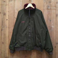 90's Columbia Fleece Lined Windbreaker