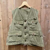 ~50's REM EVR・DRI Fishing Vest