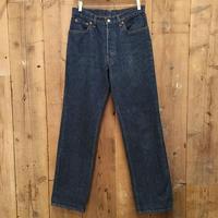 80's Levi's 26501-0118 Denim Pants W 34