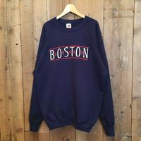 80's FRUIT OF THE LOOM BOSTON Sweatshirt