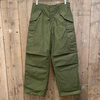 60's U.S.ARMY M-65 Field Trousers