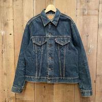 60's~ LEVI'S 70505 Denim Jacket