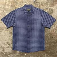 Eddie Bauer Seersucker Shirt