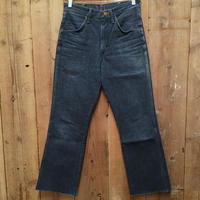 90's Wrangler Denim Flare Pants  W : 29