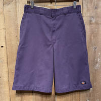Dickies Work Shorts PURPLE W34