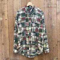 Polo Ralph Lauren Cotton Patchwork Shirt