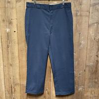 80's~ Dickies  Work Pants NAVY  W38