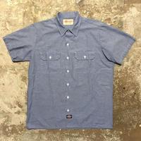 90's~ Dickies Chambray Work Shirts