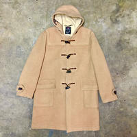 70's Gloverall Duffle Coat CAMEL