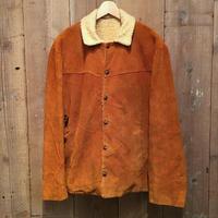 60's LEVI'S Suede Slim Fit Jacket
