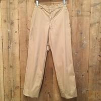 60's U.S.ARMY Chino Pants