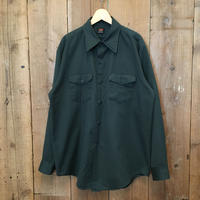 70's Lee Chetopa Work Shirt