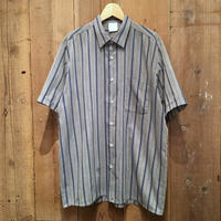 80's Unknown Striped Shirt