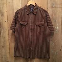 Dickies S/S Western Shirt BROWN  XL