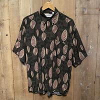 90's~ MONTICERUTTI Rayon Shirt
