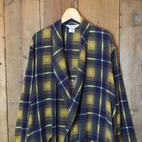 70's TOWNCRAT Cotton Flannel Gown