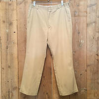 80's~ L.L.Bean Cotton Chino Pants