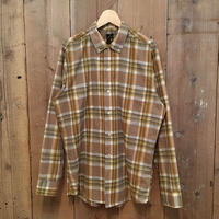 70's E&W  Poly/Cotton B.D Shirt