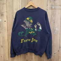 90's TULTEX FIGHTIN' IRISH Sweat Shirt