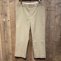 80's~ Dickies  Work Pants KHAKI  W36 #1