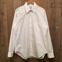 Creighton U.S.NAVY Officers Shirts WHITE