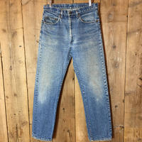 80's Levi's 505 Denim Pants W 32