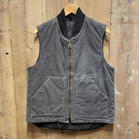 Carhartt Duck Arctic Quilt Lined Vest CHARCOAL #2