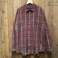 Patagonia Cotton Shirt BURGUNDY