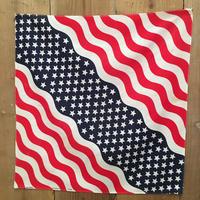 80's~ USA National Flag Bandana  #118