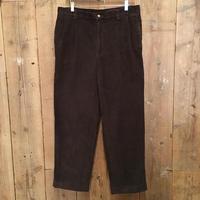 Eddie Bauer Two Tuck  Corduroy Pants  W : 35