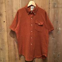 70's KENNINGTON Cotton Knit Shirt