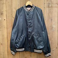 90's Cardinal Nylon Varsity Jacket