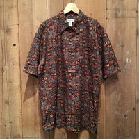 90's Tori Richard Cotton Aloha Shirt M