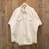 90's~ ELY Western Shirt