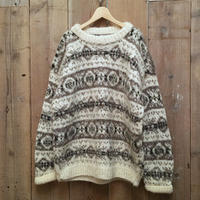 90's HIMA-LAYA Wool Sweater