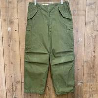 50's U.S.ARMY M-51 Field Trousers