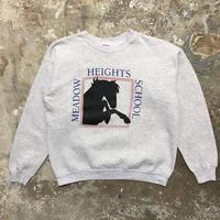90's  Hanes Horse Sweatshirt