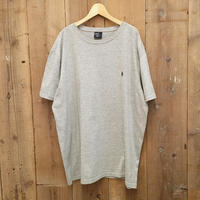 Polo Ralph Lauren Logo Tee  GRAY XL