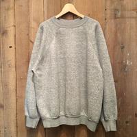 80's Tultex Plain Sweatshirt  H.GREY