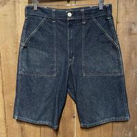 90's~ Baker Type Denim Shorts