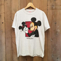 90's  MICKEY,INC Mickey Mouse Tee
