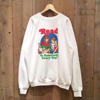 80's Hanes Read Sweatshirt