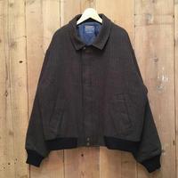 70's Pendleton Wool Blouson  MIX
