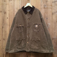 80's Carhartt Michigan Chore Coat