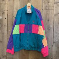 90's prince Nylon Track Jacket