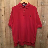 Polo Ralph Lauren Logo Poloshirt SIZE : M  #22